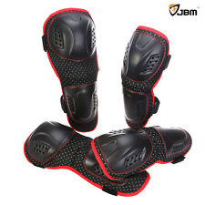 Motorcycle Motocross Protective Gear elbow Knee Pads Protector Body Armor Guards