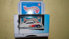 NEW Hot Wheels LEXMARK Mercury Leadsled White Diecast Car Merc 1:64 Scale