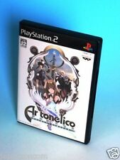 Used PS2  Ar tonelico: Sekai no Owari de Shi SONY PLAYSTATION 2 JAPAN IMPORT