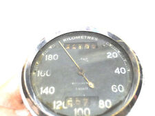 SMITHS CHRONOMETRIC SPEEDOMETER 180KM ARIEL AJS BSA MATCHLESS NORTON TRIUMPH