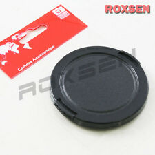 37mm Plastic Snap on Front Lens Cap Cover for DC SLR DSLR camera DV Leica Sony