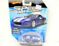 Mattel Hot Wheels Speed Machines Ford Shelby GR-1