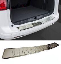 Für Mercedes Benz W245 Ladekantenschutz V2A Edelstahl mit Abkantung Chrom-