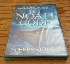 The Noah Code (DVD) Perry Stone Voice of Evangelism Christian teaching video NEW