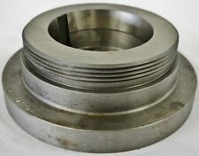 """10-1/4"""" Chuck Adapter Plate L-2 Spindle Mount Taper 1-1/4"""" Thickness POLAND"""