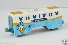 Tokyo Disney SEA 15th Anniversary Tomica 3rd Connect Resort Line Donald TDR