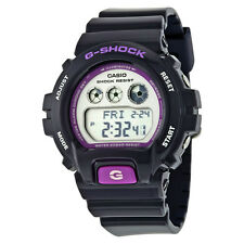 Casio G-Shock Purple Resin Unisex Watch GMDS6900CC-2