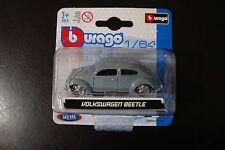 Bburago diecast Volkswagen Beetle scale 1/64 Burago VW kafer