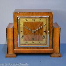 """Orologio antico a pendolo da tavolo Inglese marca """"ANVIL"""" British Clock 1936"""