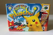 *No Game* Nintendo 64 Hey You, Pikachu! OEM Official N64 *Box Only*
