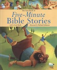 The Lion Book of Five-Minute Bible Stories, , New Books