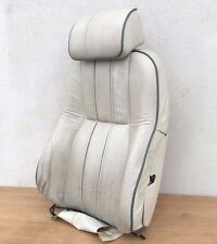 Range rover L322 Comfort Front Seat Fron cover Leather Heated With Lumbar Pump