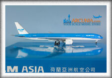 "Gemini200 - JC Wings 1:200 KLM Asia Boeing 777-300ER ""PH-BVB"" XX2447"