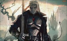 POSTER MAGIC THE GATHERING ADUNANZA CARTE CARDS FANTASY SORIN LORD OF INNISTRAD