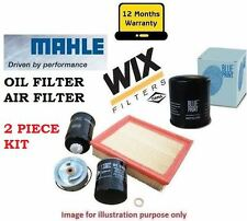 FOR SUBARU XV 1.6 2.0 2011--  NEW SERVICE SET OIL AIR  (2) FILTER KIT