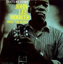 HOOKER, JOHN LEE-THAT`S MY STORY CD NEW