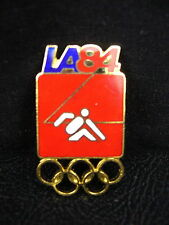 1984 Los Angeles Olympic Pin   Yachting (L/R)