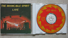INVINCIBLE SPIRIT ‎– LIVE → 1990  Hagen  CD  ex Invisible Limit  neu ungespielt