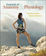 Essentials of Anatomy & Physiology by Saladin McFarland ISBN 9780072458282
