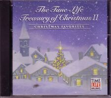 Time Life Treasury Christmas II Favorites CD Classic As Seen On TV JIM REEVES