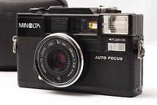 @ Excellent! @ Minolta Hi-Matic AF-D 35mm AF Point & Shoot Camera with 38mm f2.8