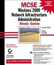 MCSE: Windows 2000 Network Infrastructure Administration Study Guide (2nd editio