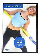 DVD VIDEO Exercise Fitness Routine KARDIO KATAMI ADVANCED WORKOUT