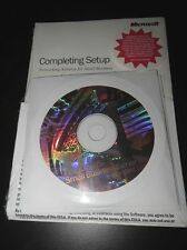 BRAND NEW & SEALED WINDOWS SMALL BUSINESS SERVER 2003 VERSION CD /W PRODUCT KEY