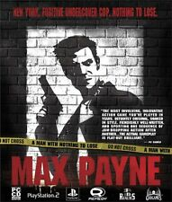 Max Payne PC New Sealed US Version Shooter