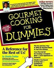 Gourmet Cooking For Dummies - Trotter, Charlie - Paperback
