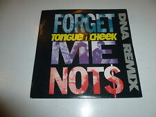 "TONGUE 'N' CHEEK - Forget Me Nots - 1990 UK 2-track 7"" vinyl single"