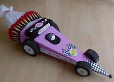 Schultüte Rennauto, Rennwagen, Auto, Formel 1, BASTELSET, Mädchen