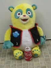 """VERY LARGE 22"""" SPECIAL AGENT OSO DISNEY STORE PLUSH SOFT TOY HUGE"""