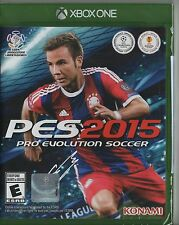Brand *NEW Xbox One PES2015  Pro Evolution Soccer  Xbox One 2015