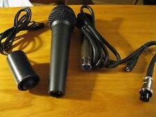 AXIS CM-3 CONDENSER MICROPHONE FOR ELECRAFT   HF RADIOS