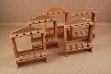 Playmobil Waffenständer Ständer für Waffen Gewehre 5 Stück #6011