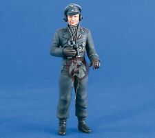 Verlinden 120mm (1/16) German Tank Commander WWII (Tiger I-II / Panther) P-2154