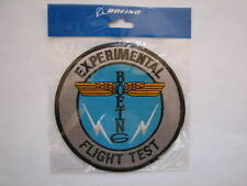 Boeing Experimental Flight Test Patch Pilot Totem Logo Edwards AFB Chuck Yeager