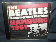 The Beatles Featuring Tony Sheridan ‎– Hamburg 1961