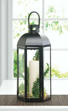 LARGE CAPITOL CANDLE HOLDER LANTERN - HOME DECORE AND ACCESSORIES