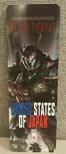 RARE PROMO BOOKMARK for United States of Japan by Peter Tieryas Book