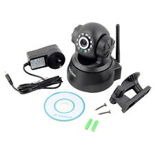 Sricam Wireless IP Webcam Camera Night Vision 11 LED WIFI Cam M-JPEG Video TA