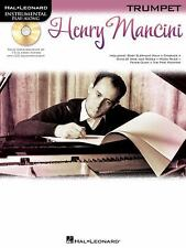 Henry Mancini For Trumpet - Instrumental Play-Along Cd/Pkg (Hal Leonard Instrume