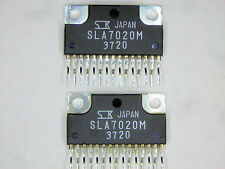 "SLA7020M  ""Original"" SANKEN   15P ZIP IC  2 pcs"