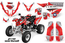 Polaris Predator 500 ATV AMR Racing Graphics Sticker Quad Kits 03-07 Decals P40