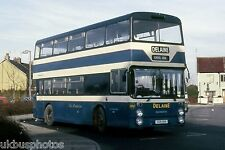 Delaine, Bourne No.102 Peterborough 1988 Bus Photo