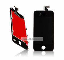 UK Replacement LCD Touch Screen Digitizer Display For Black iPhone 4 & Tool Free