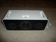 Apple iPod Hi-Fi  Stereo Speaker Dock A1121 (White)