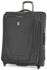 "Travelpro Luggage Crew 11 26"" Expandable Rollaboard Upright - Black"
