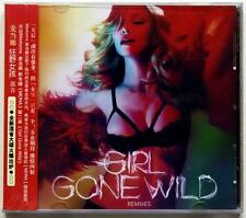 "MADONNA ""Girl Gone Wild"" Remix 8-Track EP 2012 CD New and sealed"
